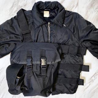 ポーター(PORTER)のdead stock 米軍 ブラック 黒 トレーニングバッグ ショルダーバッグ(ショルダーバッグ)