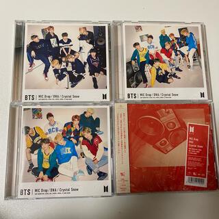 ボウダンショウネンダン(防弾少年団(BTS))のBTS MIC Drop/DNA/Crystal Snow 4形態(K-POP/アジア)