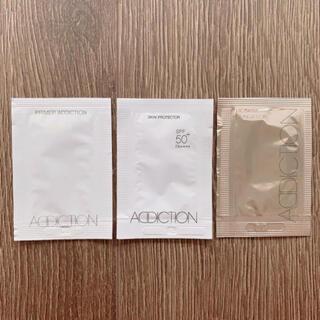 ADDICTION - アディクション  ベースメイクサンプル