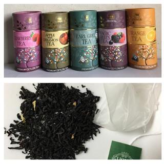 選べる3点セットLions tea フルーツ ティー (茶)