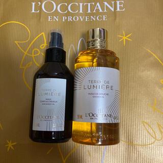L'OCCITANE - ロクシタンテールドルミエールボディデュオ