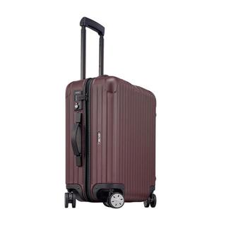 リモワ(RIMOWA)のRIMOWA リモワ SALSA サルサ スーツケース マットレッド 46L(旅行用品)
