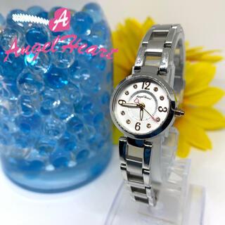 エンジェルハート(Angel Heart)のエンジェルハート レディース腕時計 新品電池です☆(腕時計)