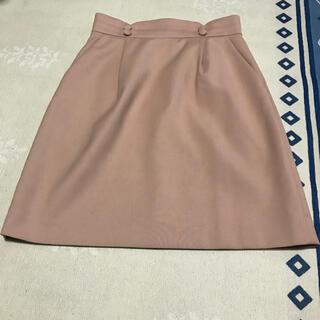 ボンメルスリー(Bon merceie)のbon merceie スカート(ひざ丈スカート)
