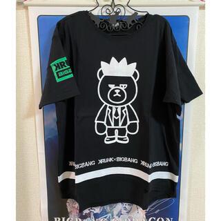 ビッグバン(BIGBANG)の♥BIGBANG T.O.P Tシャツ(Tシャツ(半袖/袖なし))