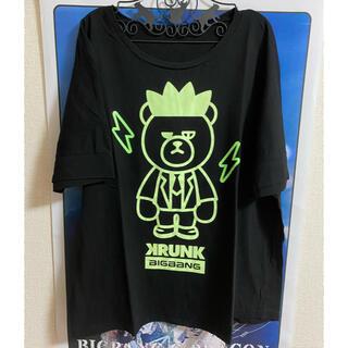 ビッグバン(BIGBANG)の♥BIGBANG TOP 蓄光Tシャツ(Tシャツ/カットソー(半袖/袖なし))