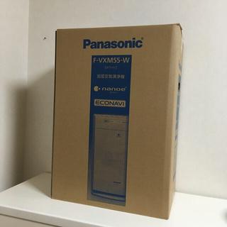 Panasonic - パナソニック 加湿空気清浄機 F-VXM55W