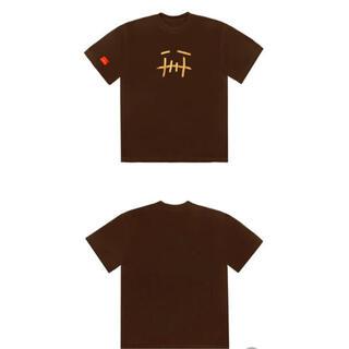 カクタス(CACTUS)のTravis Scott Mcdonald's コラボ Tシャツ sサイズ(Tシャツ/カットソー(半袖/袖なし))