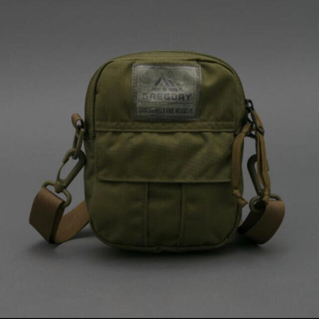NEXUSVII(ネクサスセブン)のNEXUS7 GREGORY ショルダーバッグ ネクサス7 グレゴリー メンズのバッグ(ショルダーバッグ)の商品写真