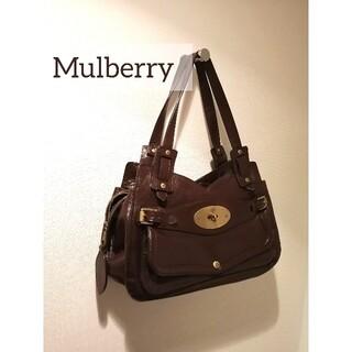 マルベリー(Mulberry)のMulberry レザー ショルダーバッグ(ショルダーバッグ)