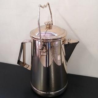 ユニフレーム(UNIFLAME)のUNIFLAME ケトル ピンクゴールド WILD1(調理器具)