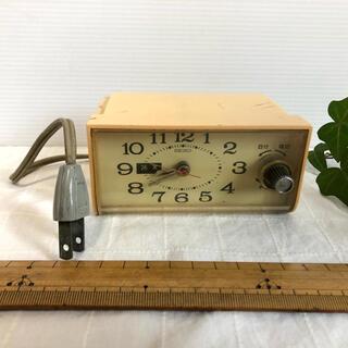 セイコー(SEIKO)の昭和レトロ  セイコー SEIKO ミニ 置き時計 訳あり(置時計)