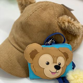 ダッフィー(ダッフィー)のダッフィ パスケースと帽子のセット(パスケース/IDカードホルダー)