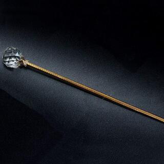 杖 ステッキ コスプレ 撮影 クリスタルボール ハロウィン イベント(小道具)