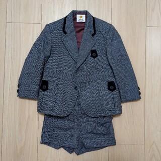 サンヨー(SANYO)のキッズ フォーマル スリーピース スーツ(ドレス/フォーマル)