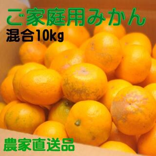 ご家庭用みかん10kg☆訳あり品☆(蔵出しみかん)和歌山県から農園直送!(フルーツ)