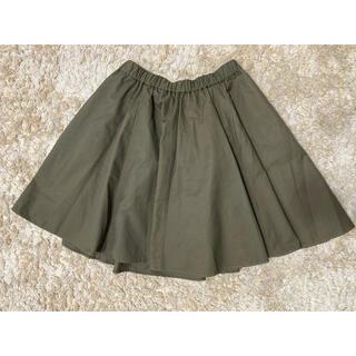 ボンメルスリー(Bon merceie)のBon mercerie 膝丈スカート オールシーズン(ひざ丈スカート)