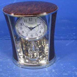 セイコー(SEIKO)の【未使用】置き時計 セイコー BY427B 送料込み R170(置時計)