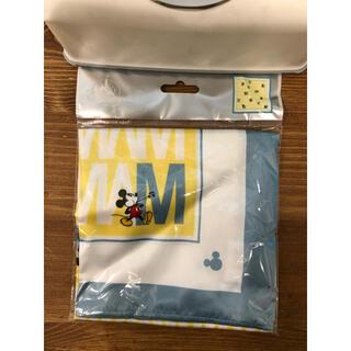 ディズニー(Disney)のミッキーマウス スカーフ(バンダナ/スカーフ)