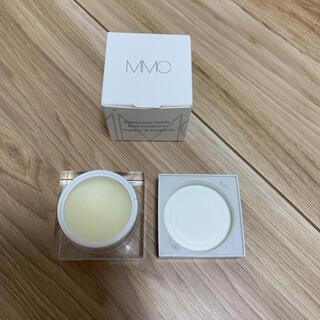 エムアイエムシー(MiMC)のエッセンスハーブバームクリーム  8g(化粧下地)