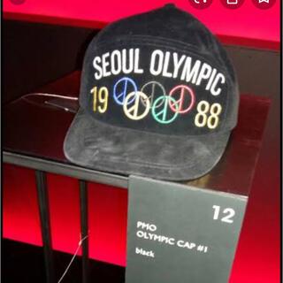 PEACEMINUSONE - Peaceminusoneオリンピックキャップ正規品探しています