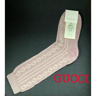 グッチ(Gucci)の新品 GUCCI ソックス 靴下 レディース G  (ソックス)
