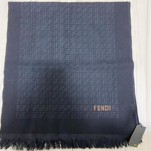 FENDI(フェンディ)のフェンディ FENDI マフラー メンズのファッション小物(マフラー)の商品写真