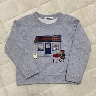 ファミリア(familiar)のファミリア 110 トレーナー(Tシャツ/カットソー)