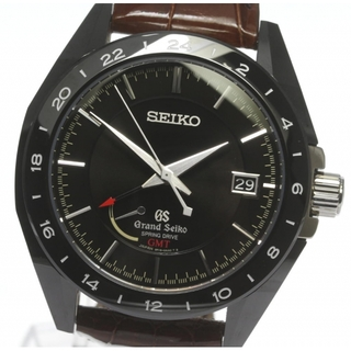 セイコー(SEIKO)の☆美品 セイコー グランドセイコー GMT メンズ 【中古】(腕時計(アナログ))