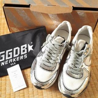 GOLDEN GOOSE - 未使用ゴールデングースSNEAKERSRUNNING SOLE