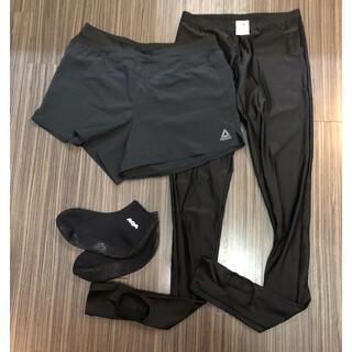 アディダス(adidas)の最終値下げです❣️ダイビング 水泳 プール 3点セット レディース M〜L(マリン/スイミング)