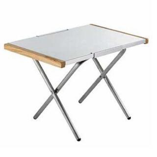 ユニフレーム(UNIFLAME)のユニフレーム焚き火テーブル 美品(テーブル/チェア)