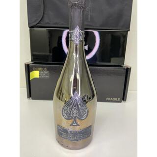 アルマンドバジ(Armand Basi)の即納OK【超希少】アルマンドブリニャック ブランドノワール<ブラック>750m(シャンパン/スパークリングワイン)