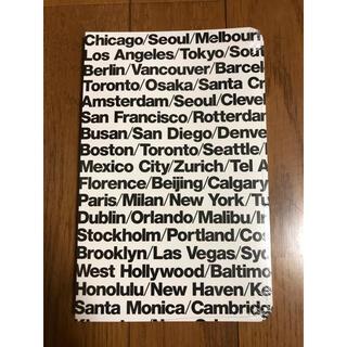 American apparel ノートブック
