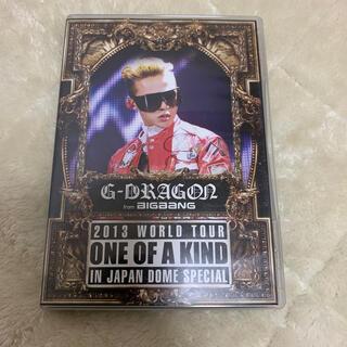 ビッグバン(BIGBANG)のG-DRAGON 2013 WORLD TOUR~ONE OF A KIND~I(ミュージック)