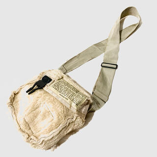 サンタモニカ(Santa Monica)のU.S.military reversible bag 2way ボアバッグ(ショルダーバッグ)