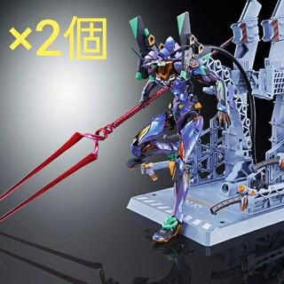 バンダイ(BANDAI)のMETAL BUILD メタルビルド エヴァンゲリオン初号機 EVA2020×2(模型/プラモデル)