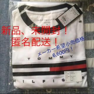 トミーヒルフィガー(TOMMY HILFIGER)のTOMMY HILFIGER ユニセックス カットソー(Tシャツ/カットソー(七分/長袖))