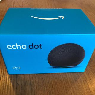 ECHO - エコードット第4世代 スマートスピーカーwithAlexa チャコール