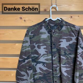 エルエイチピー(LHP)のDanke Schon ミリタリージャケット(シャツ)