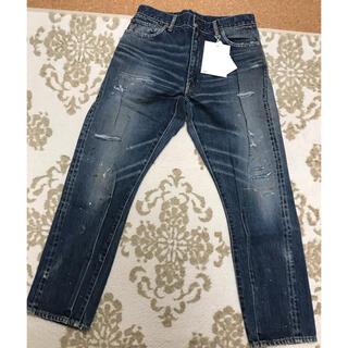 ヴィスヴィム(VISVIM)のvisvim21SS JOURNEYMAN PANTS TACKEDサイズ1新品(デニム/ジーンズ)