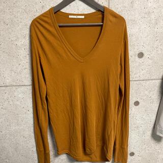 エヌフォー(N4)のN4 VネックロンT(Tシャツ/カットソー(七分/長袖))