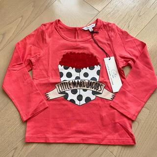 マークバイマークジェイコブス(MARC BY MARC JACOBS)の【新品】リトルマークジェイコブス カットソー ロンT  4歳 100 お洒落!(Tシャツ/カットソー)