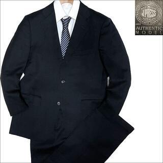 ジェイプレス(J.PRESS)のJ3034 美品 Jプレス 無地スーツ ネイビー YA6(セットアップ)