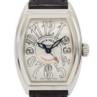 フランクミュラー(FRANCK MULLER)のフランクミュラー CONQUISTADOR コンキスタドール  デイト レディー(腕時計)