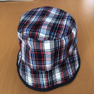 シマムラ(しまむら)のポロベビー 帽子 52㎝(帽子)