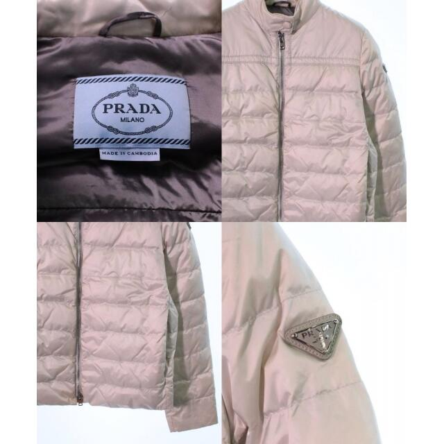 PRADA(プラダ)のPRADA ダウンジャケット/ダウンベスト レディース レディースのジャケット/アウター(ダウンジャケット)の商品写真