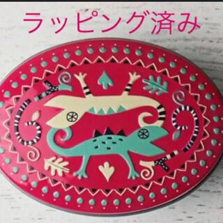 カルディ(KALDI)のKALDI トカゲ缶 カルディトカゲチョコレート カルディチョコ(菓子/デザート)