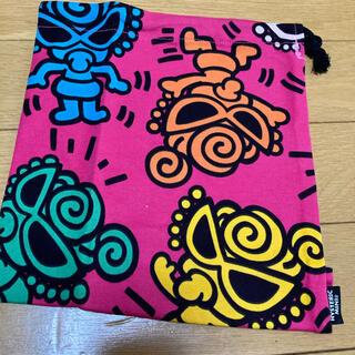 ヒステリックミニ(HYSTERIC MINI)の新品♦︎ヒステリックミニ  巾着①(ランチボックス巾着)