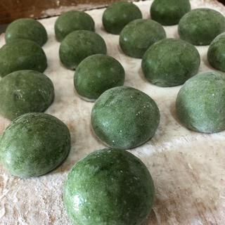 よもぎ餅 1キロ 国産材料100% よもぎ 草餅(米/穀物)
